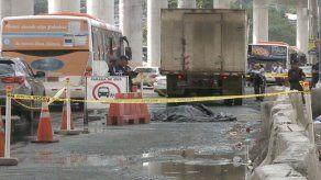 Hombre murió atropellado en San Miguelito