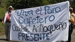 Se levanta paro cafetalero en Colombia