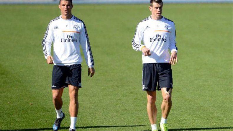 Cristiano Ronaldo y Bale aceleran para estar ante el Copenhague