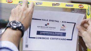 Inicia la convocatoria de la segunda fase para que comercios sean puntos de canje del Vale Digital