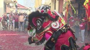 Comunidad china en Panamá celebra el Año Nuevo Lunar