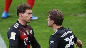 Bayern Múnich da un gran paso hacia el título al vencer 1-0 al Leipzig