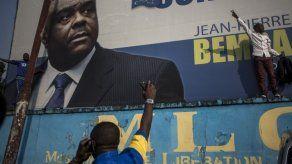 Exvicepresidente congoleño Bemba