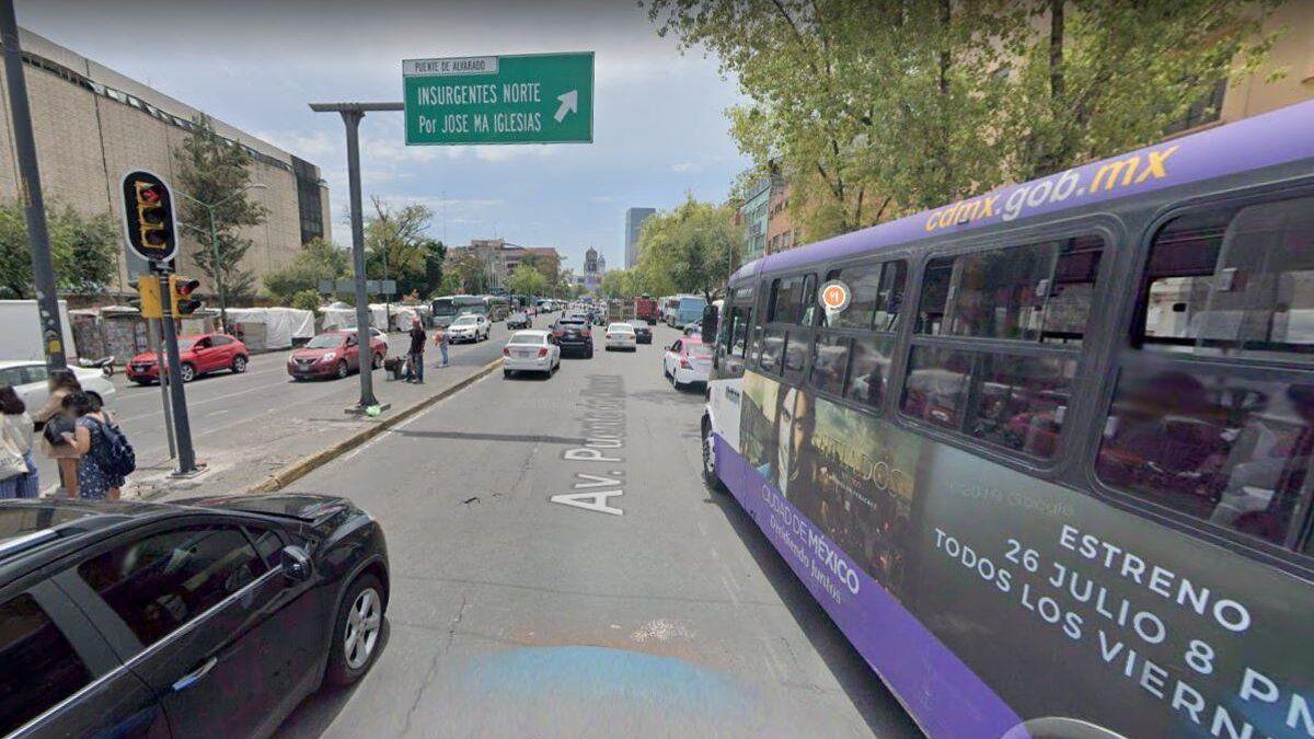 El nombre de la Avenida Puente de Alvarado, honraba al conquistador español Pedro de Alvarado, ahora se llamará Avenida México-Tenochtitlan.