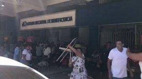 Lotería Nacional investiga hecho de violencia registrado en su sede principal