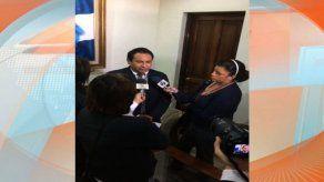 Dorindo Cortez: si llega algún proceso al Parlacen actuaremos con responsabilidad