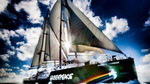 Greenpeace pide que España lidere la lucha mundial contra el cambio climático