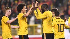 MUNDIAL: Bélgica tiene  talento