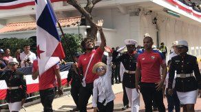 Panamá honra a Román Torres como el abanderado del 3 de noviembre