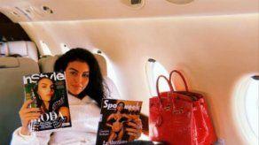 La gratitud que invade a Georgina Rodríguez: chica de portada y madre de cuatro hijos