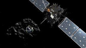 Sonda Rosetta volverá a intentar comunicar con Philae el domingo