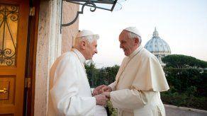 Es improbable que Francisco y Benedicto XVI vean la final del Mundial juntos