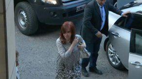 Expresidenta argentina regresa a tribunales por corrupción