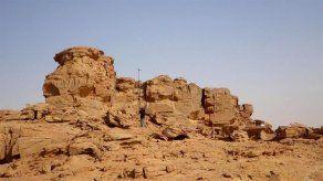 Descubren esculturas inéditas y misteriosas de dromedarios en Arabia Saudí