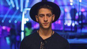 Gian Varela este jueves en los Premios Juventud