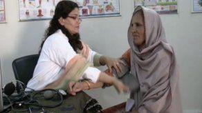 Telemedicina para rescatar médicas y sanar mujeres en Pakistán