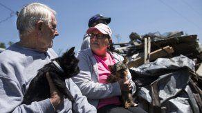 Tornados dejan 2 muertos y daños en sureste de EEUU