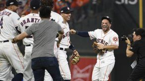 Astros eliminan a Rays; otra vez contra Yankees en la final de la Liga Americana