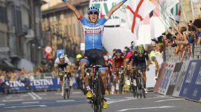 Dan Martin gana Giro de Lombardía por delante de Valverde y Rui Costa