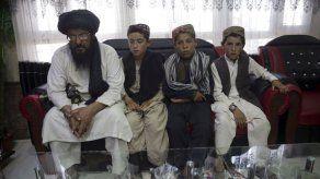 Detectan menores afganos adoctrinados por Talibán en Pakistán