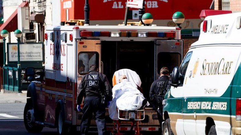 La pandemia golpea fuerte a EEUU y Brasil y aumentan los casos en Europa