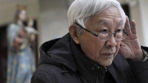Excardenal de Hong Kong lamenta acuerdo China-Vaticano