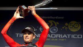 Van Avermaet gana la etapa 2 y pasa a liderar la Tirreno-Adriático