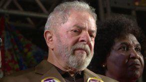 Luda Da Silva, expresidente de Brasil.