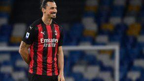 Un doblete de Ibra ante el Nápoles certifica el liderato del Milan