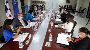 Comisión que combate el blanqueo de capitales y delitos afines en Panamá actualiza hoja de ruta