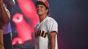 Entradas para concierto de Bruno Mars en Bogotá se agotan en pocas horas