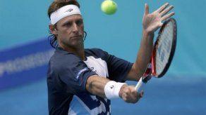 Nalbandian debuta con una victoria en el Masters de Roma