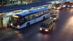 Inicia circulación de nuevos buses Torino en ruta La Doña-Corredor Sur
