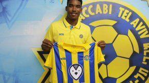 Eduardo Guerrero jugará con el Maccabi Tel Aviv
