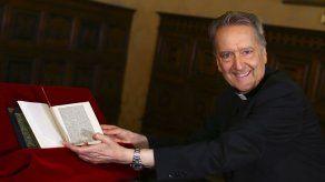 EEUU le devuelve al Vaticano una carta de Colón de 1493