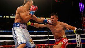 One Time Thurman vence a Díaz y retiene corona welter