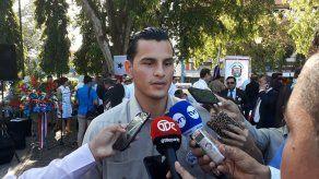 Defensa Jan Carlos Vargas recibe reconocimiento en Chiriquí