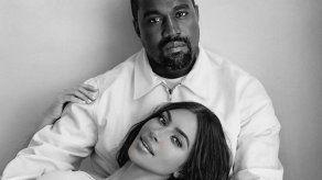 Kanye West y Kim Kardashian viven separados