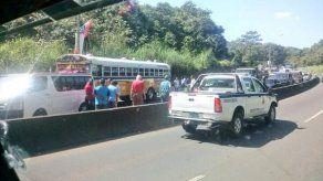 Accidente en Loma Cová