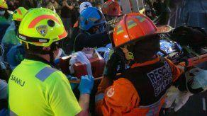 Policía chileno detenido por presunto homicidio frustrado de menor que sufrió caída en protesta