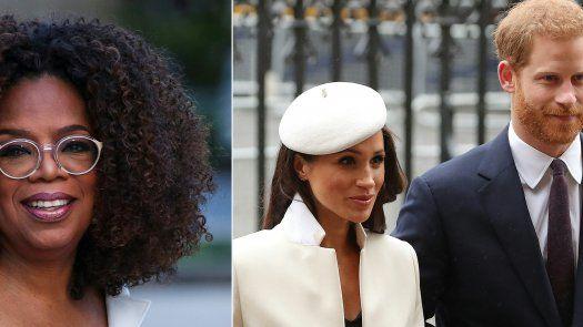 La serie documental del príncipe Enrique y Oprah Winfrey ya tiene fecha de estreno