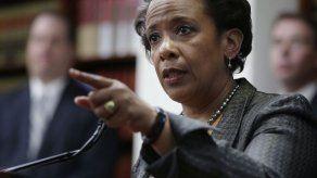 Obama elige a Lynch como secretaria de Justicia