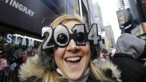 Times Square: Optimismo para el 2015