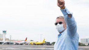 Colombia reactiva vuelos comerciales internacionales