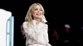 Kylie Minogue habla de su sorprendente rivalidad con Little Mix