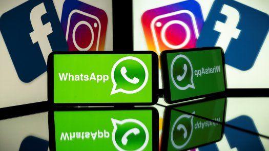 WhatsApp es propiedad de Facebook.