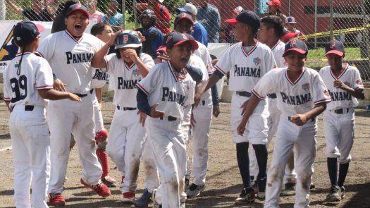 Panamá disputará ante Colombia el título del Panamericano U10