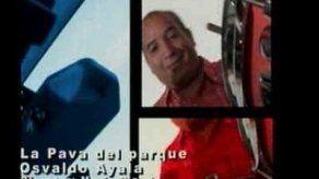 La pava del parque es el tema de Carnaval de Osvaldo Ayala
