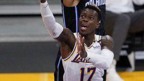 Lakers resiste embate del Magic sin Davis ni LeBron
