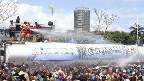 PN ha registrado 58 incidencias dentro del área de cobertura del Carnaval